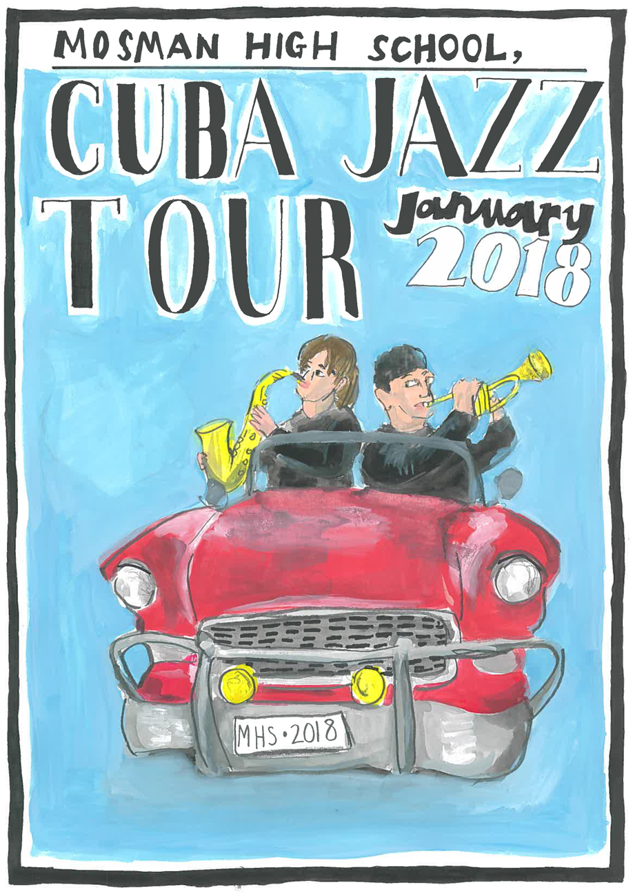 Mosman High Jazz Tour
